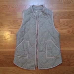 41 Hawthorn Herringbone Vest